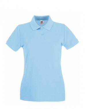 Женская Рубашка Поло LADY-FIT PREMIUM POLO