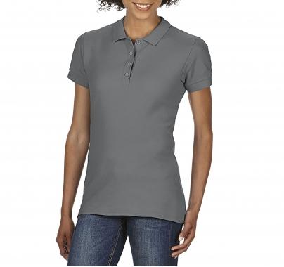 Рубашка-поло женская SoftStyle 177