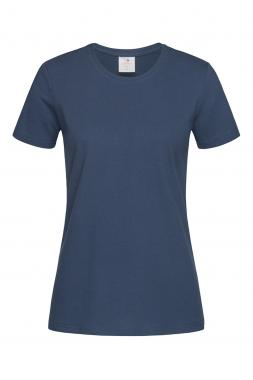 Женская футболка с круглым вырезом Comfort-T