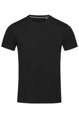 Мужская футболка с круглым вырезом Clive (crew neck)