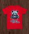 Футболка с принтом  Pandas SIDART