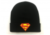 Шапка с вышивкой Superman