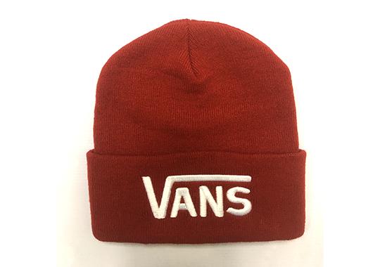 Шапка с вышивкой Vans