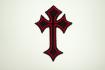 Нашивка Готический крест