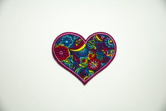 Нашивка Сердце